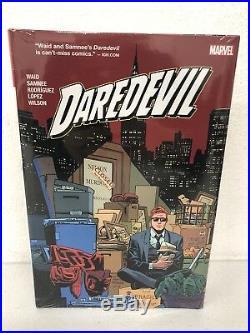Daredevil by Waid & Samnee Omnibus Volume 2 Marvel Comics HC New Sealed