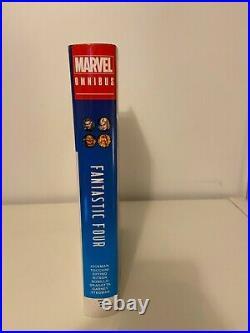 Fantastic Four By Jonathan Hickman Omnibus Volume 2 by Jonathan Hickman Hardbac