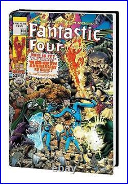 Fantastic Four Omnibus Hc Vol 04 Art Adams Cvr (marvel Comics) 4521