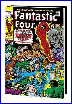 Fantastic Four Omnibus Hc Vol 04 Kirby DM Var (marvel Comics) 4521 Presell