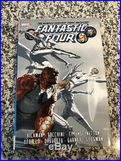 Fantastic Four Omnibus Vol. 2 HC By Jonathan Hickman Marvel OOP EXCELLENT SHAPE