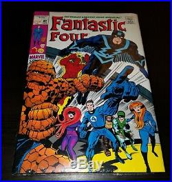 Fantastic Four Omnibus Vol 3 DM Variant Stan Lee Jack Kirby SEALED Marvel NEW