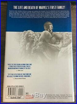 Fantastic Four Vol. 1 Marvel Omnibus by Hickman Hardcover