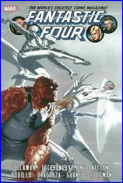 Fantastic Four Vol. 2 Marvel Omnibus by Hickman Hardcover New