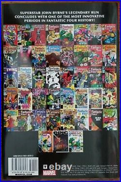 Fantastic Four by John Byrne Omnibus Vol 1 2 Hardcover Set Marvel HC
