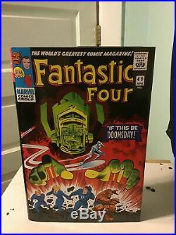 Fantastic four omnibus vol. 2 marvel hc