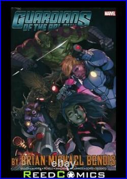 GUARDIANS OF THE GALAXY BY BENDIS OMNIBUS VOLUME 1 HARDCOVER (1152 Pages)