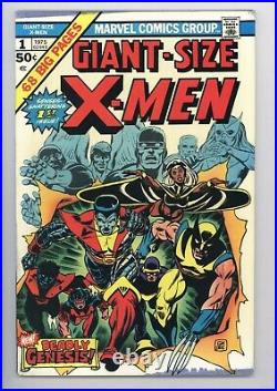 Giant Size X-Men #1 Vol 1 Beautiful Upper Mid Grade 1st App of Colossus, Storm
