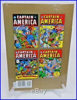 Golden Age Captain America Volume 5 Marvel Masterworks HC Hard Cover New Sealed