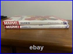 Hawkeye by Fraction Vol 1-2 Deluxe Hardcovers (Marvel, Aja, 2012) Sealed