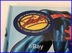 Humberto Ramos My Marvels Vol 1 Sketchbook W Sketch Stan Lee Signed Ramos Sketch