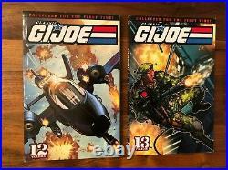 IDW Classic G. I. Joe Complete TPB Set Volume 1-15 Original Marvel Comic Series