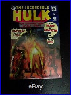 Incredible Hulk Omnibus Vol 1 Marvel 2008 HC BRAND NEW FACTORY SEALED