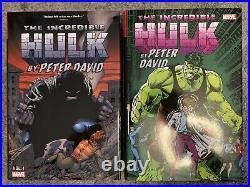 Incredible Hulk Peter David Omnibus Vol 1 & 2 Marvel Unread