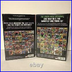 Incredible Hulk by Peter David Omnibus Volume 1 2 DM Variant Hardcover HC SEALED
