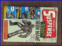 Invincible Iron Man Vol. 1 TALES OF SUSPENSE 39 Thru 83 Marvel Omnibus HC