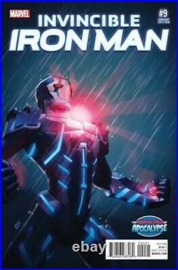 Invincible Iron Man, Vol. 2 #9 Comic Book