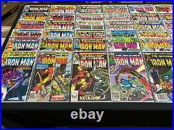 Iron Man Silver Bronze Copper RUN #140-332 Full Lot Set Vol 1 1968 Marvel Comics