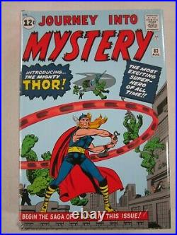 Journey Into Mystery Thor Omnibus Volume 1 Kirby Variant Factory Sealed Marvel
