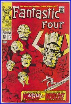 L7614 Fantastic Four #75, Vol 1, VF Condition
