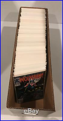 Lot Of 190 Wolverine Vol 1 (1988) #1-189 Complete Set (-5) Marvel Comics Logan