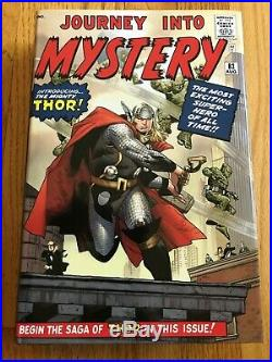 MARVEL OMNIBUS THE MIGHTY THOR HC Vol One Rare OOP 1st Printing Variant VF/NM