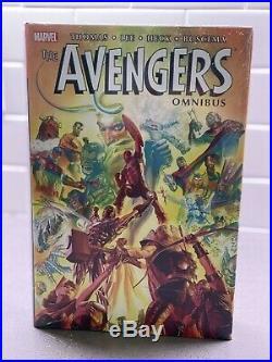 MARVEL THE AVENGERS OMNIBUS Vol 2 NEW, Sealed