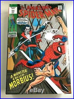 Marvel Amazing Spider-man Omnibus Vol 3 Hc DM Var Variant, Sealed & Oop, Rare