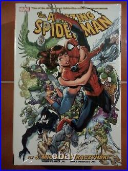 Marvel Comics AMAZING SPIDER-MAN BY J. MICHAEL STRACZYNSKI OMNIBUS VOl 1 HC