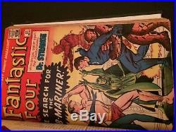 Marvel Comics Bound Volume Thor 112 Tales Suspense 52 Fantastic Four 18 X-men
