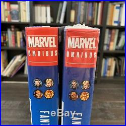 Marvel Comics Fantastic Four Omnibus Vol. 1 & 2 by Jonathan Hickman