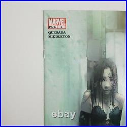 Marvel Comics NYX Complete Run #1 #7 (Vol. 1) 2003 1st Laura Kinney