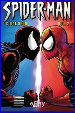 Marvel Comics Spider-man Clone Saga Omnibus Vol. 2 Hc Sealed & Oop Rare