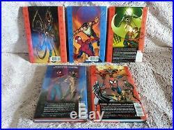 Marvel Comics Ultimate Spider-Man Vol #1-9 Oversized Hardcover Omnibus HC OOP