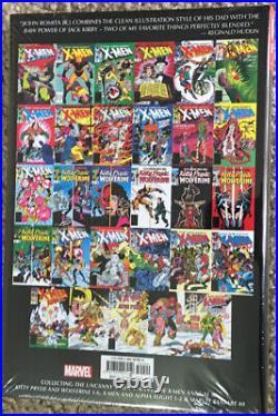 Marvel Comics- Uncanny X-Men Omnibus Vol 4 New Sealed Variant DM Cover