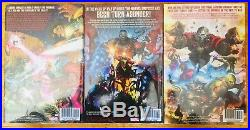 Marvel Comics WAR OF KINGS Omnibus Volume #1 2 3 Global Ship New