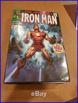 Marvel Invincible Iron Man Omnibus Vol 2 OOP, Stan Lee & Gene Colan