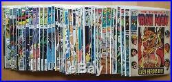 Marvel Lot of 38 Iron Man Vol 1 Comic Books Silver, Bronze & Modern High Grades