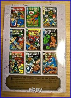 Marvel Masterworks Fantastic Four 11 variant volume 103