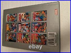 Marvel Masterworks Fantastic Four Volume 14 Hardcover with Silver Dustjacket