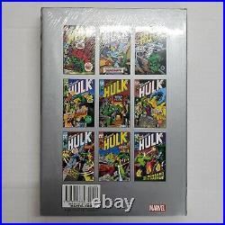 Marvel Masterworks The Incredible Hulk volume 7 STILL IN SHRINK NEW
