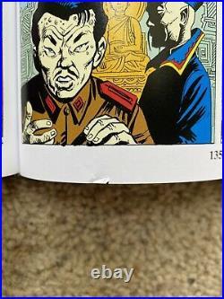 Marvel Masterworks Variant Atlas Era Black Knight 1-5 Yellow Claw 1-4 Vol 123