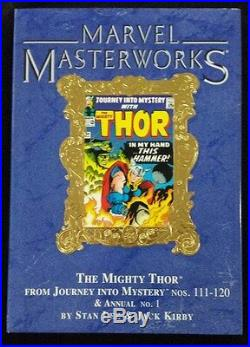Marvel Masterworks Vol. 30 Journey Into Mystery The Mighty Thor
