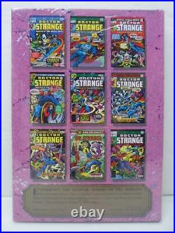 Marvel Masterworks Volume 196 Doctor Dr. Strange 6 Variant HC Sealed VF