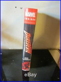 Marvel New Sealed Daredevil By Bendis & Maleev Omnibus Hc Vol 01 New Ptg