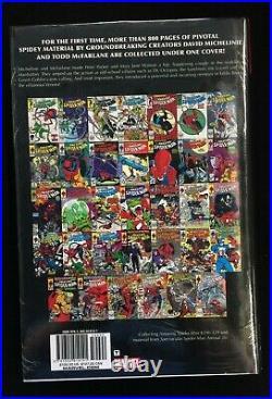 Marvel Omnibus Amazing Spider-Man Vol 1 NEW SEALED Hardcover UNREAD Comics HC