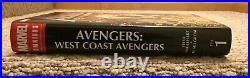 Marvel Omnibus Avengers West Coast Avengers Vol 1 Variant Cover Mint