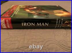 Marvel Omnibus Iron Man Vol 1 NEW SEALED Hardcover UNREAD 1968 115-157 Comics HC
