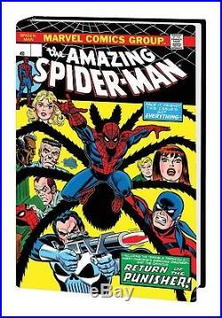 Marvel Omnibus The Amazing Spider-Man Vol 4 John Romita DM Variant Cover NEW