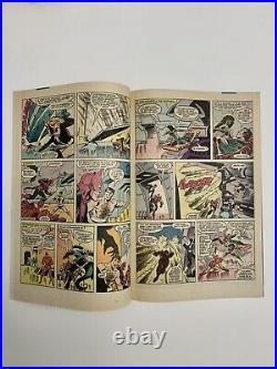 Marvel Secret Wars Vol #1 Issue #8 Comic book Marvel Super Heroes